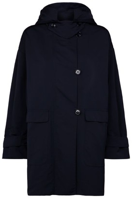 Max Mara Hooded Raincoat