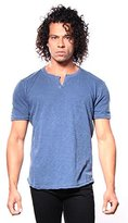 Lucky Brand Men's Slub Notch Neck T-Shirt