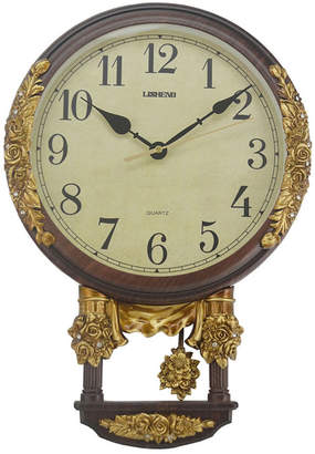 Orient Three Star Round Clock