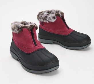 Propet Cold Weather Ankle Zip Boot - Lumi