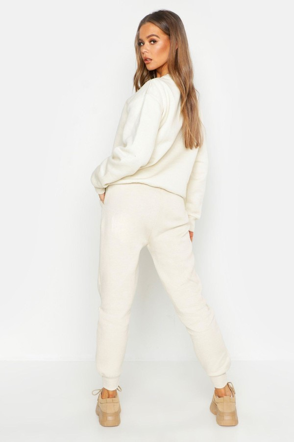 Thumbnail for your product : boohoo Basic Regular Fit Joggers