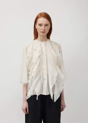 Sofie D'hoore Bologna Ruffled Front Shirt