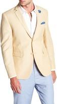 Original Penguin Two Button Notch Collar Wool Sport Coat