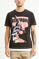 Forever 21 FOREVER 21+ Deadpool Graphic Tee