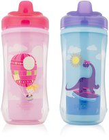 Dr Browns Dr. Brown's Hard-Spout Insulated Girls Cup, Pink