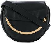 Âme Moi - hobo crossbody bag - women - Leather/metal - One Size