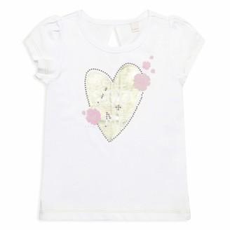 Esprit Girl's Rq1033302 T-Shirt Ss