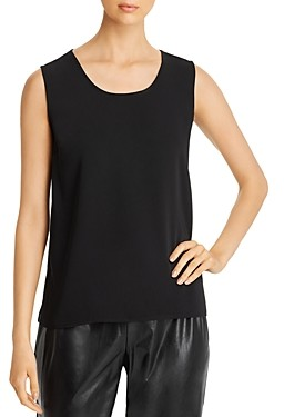 Caroline Rose Scoop Neck Tank