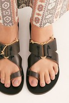 Free People Fp Collection Sophie Slip-On Sandals by FP Collection at Free People, Black, EU 36