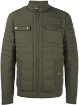 Calvin Klein Jeans quilted multi-pocket jacket