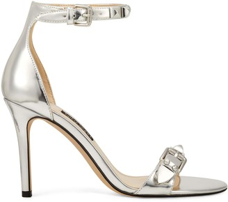 Nine West Mika Ankle Strap Heel Sandals