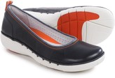 Clarks Un Elita Shoes - Leather, Slip-Ons (For Women)