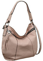Oryany As Is Carla Italian Leather Hobo