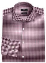 HUGO BOSS Slim-Fit Gingham Shirt