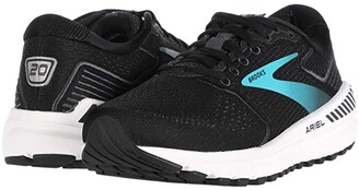 Brooks Ariel '20 (Black/Ebony/Blue) Women's Running Shoes