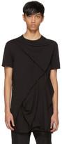 Rick Owens Black Wreck T-Shirt