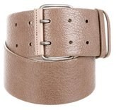 Brunello Cucinelli Wide Waist Belt