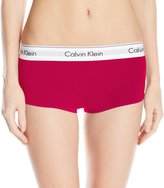 Calvin Klein Women's Modern Cotton Short