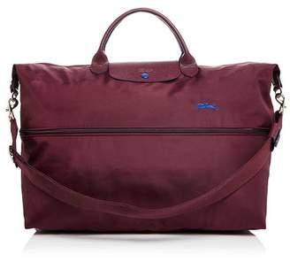 Longchamp Le Pliage Club Expandable Large Nylon Travel Bag