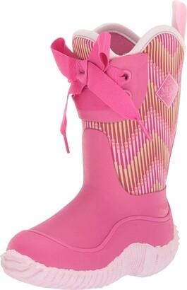 Muck Boot Unisex-Kid's Halo Prints Knee High Boot