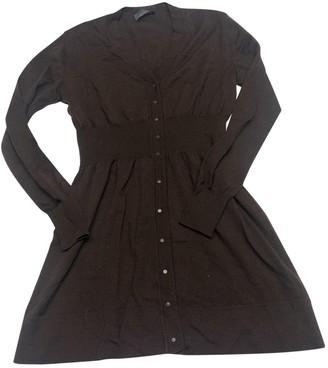 Alberta Ferretti Brown Wool Knitwear for Women