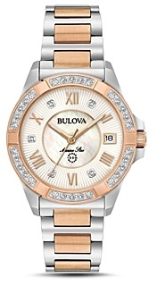 Bulova Marine Star Watch, 32mm