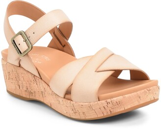 Kork-Ease 'Myrna 2.0' Cork Wedge Sandal