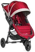 Baby Jogger City Mini GT Single Stroller, Crimson/Gray