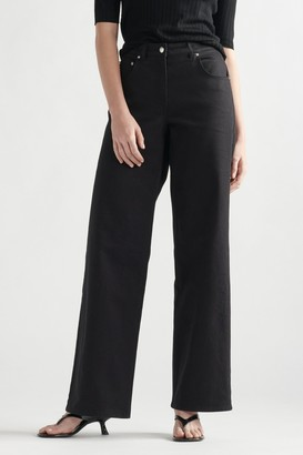 Thakoon High Waisted Denim Pant