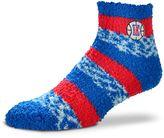 For Bare Feet Women's Los Angeles Clippers Pro Stripe Sleep Socks