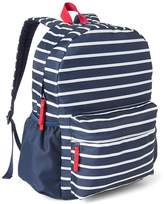 Stripe senior backpack