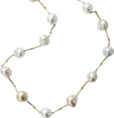 Yvel South Sea Pearl Station Necklace