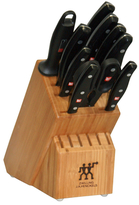 Zwilling J.A. Henckels Twin Signature Knife Block Set (11 PC)