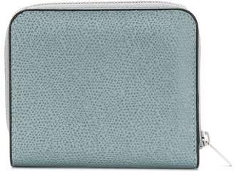 Valextra zip around purse