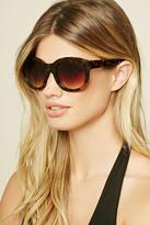 Forever 21 Tortoiseshell Square Sunglasses