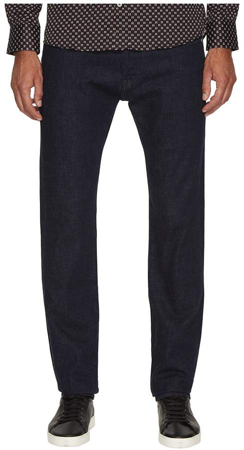 Etro Regular Fit Jeans in Blue Men's Jeans