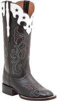 Lucchese Women's Since 1883 M4913 W Toe Cowboy Boot
