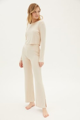 YEAR OF OURS Side-Slit Lounge Pant