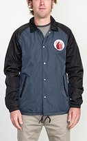RVCA Men's ANP Coaches Jacket
