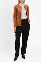 Isabel Marant Shearling Reversible Jacket