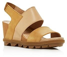 Sorel Women's Joanie Ii Slingback Wedge Sandals