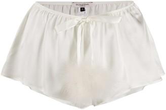 Gilda & Pearl Pillow Talk stretch-satin pyjama shorts