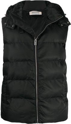 Alyx Hooded Quilted Gilet