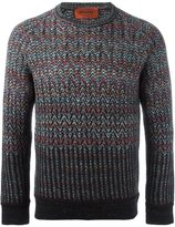 Missoni crew neck sweater