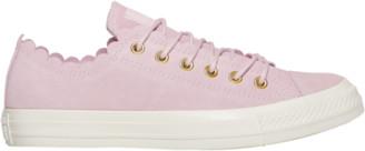 Converse Ox Basketball Shoes - Pink Foam
