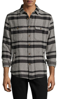 Life After Denim Ox Cotton Shirt Jacket
