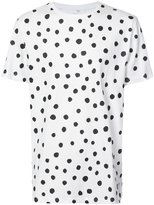 Stampd dots print top - women - Cotton - S