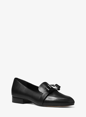 Michael Kors Caroline Leather Loafer