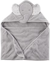 Carter's Baby Boy Elephant Hooded Towel