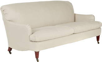 OKA Coleridge 3-Seater Sofa - Natural